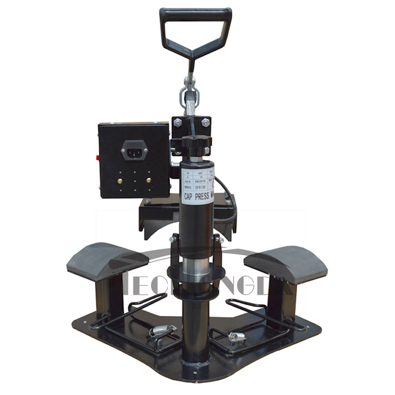 cap press machine