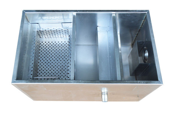 Commercial grease trap kitchen waste filter 170494 ebay for Commercial kitchen grease filters