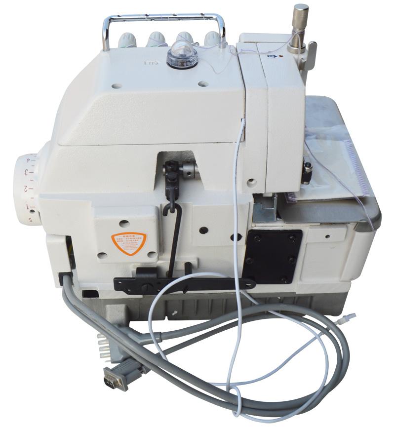 5 thread serger machine