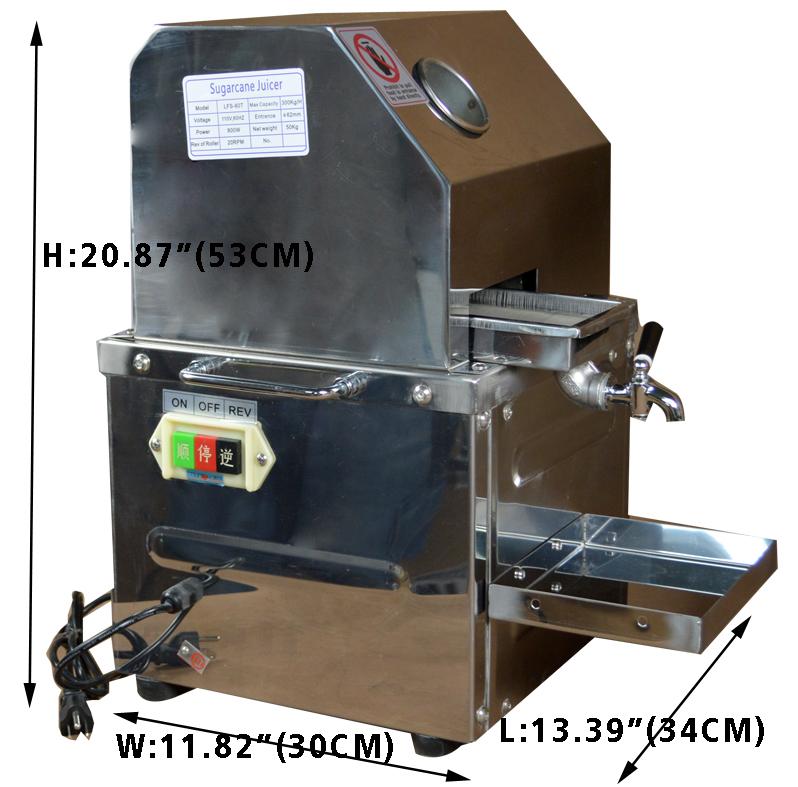 New Hand Type Hydraulic Fruit Juicer Sugar Cane Juicer